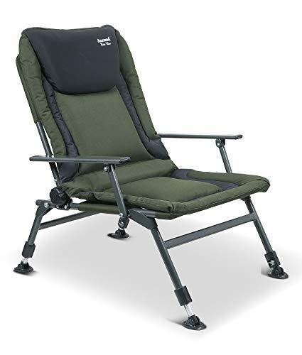 Saeger 10C4039507194987C10 Anaconda Polar Stuhl mit gutem Komfort für Angeln und Camping
