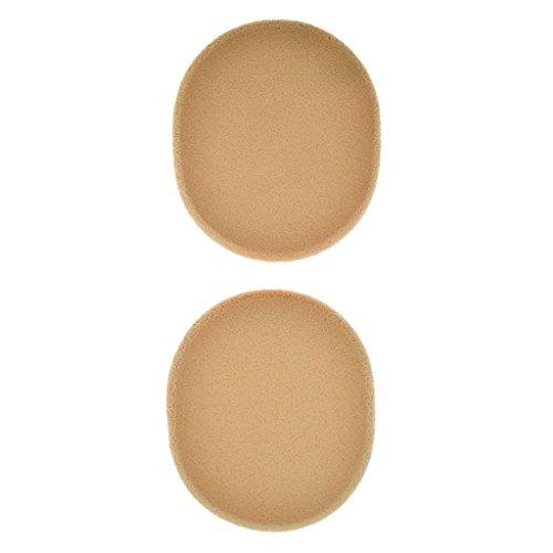 Cose di Donna Set Spugne Trucco a Goccia per Fondotinta Base - Pacco da 6 x 70 gr