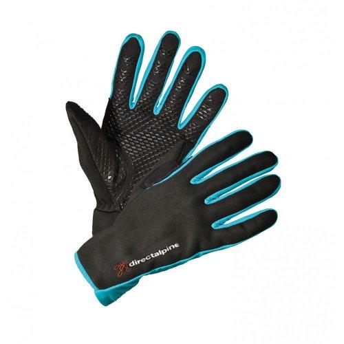 Direct Alpine Damen Skisport Handschuhe, Schwarz, S