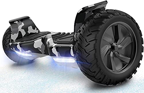 RCB Hoverboard Overboard Tout Terrain Auto-équilibrant Scoot