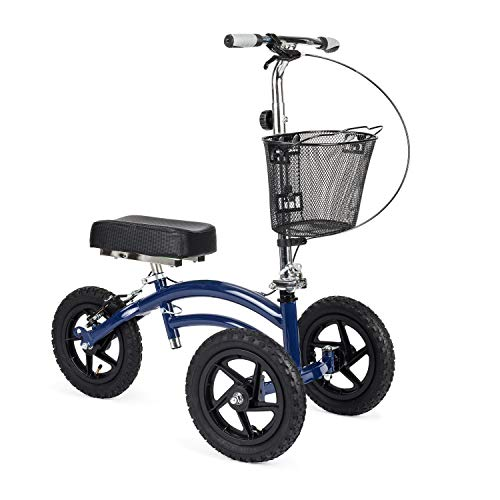 Budget-Friendly Knee Scooter with Dual Brake from KneeRover