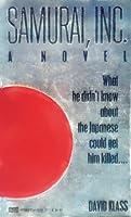 Samurai, Inc. 0449147088 Book Cover