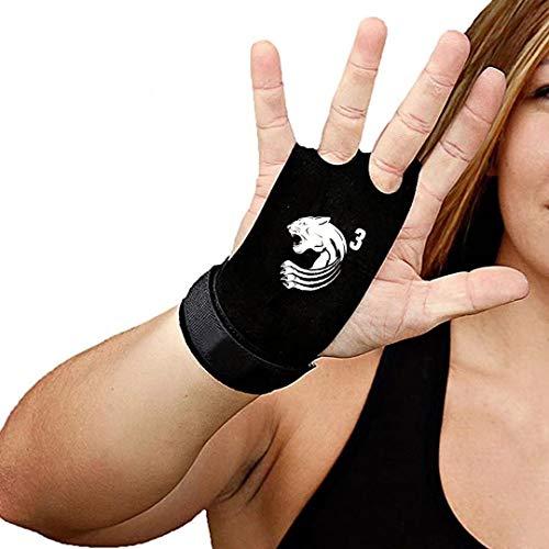 guanti palestra pelle Paracalli crossfit donna - Paracalli donna ginnastica artistica- Pelle - Guanti per palestra