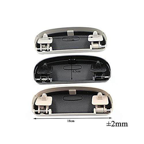 ZYTZK Gafas de sol para BMW E90 E91 F30 F31 F34 F07 F10 F11 F48 X1 X3 X5 1 3 4 5 Serie 2013 2014 2015 2016 color gris