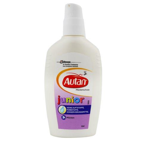 2 x Autan ® Junior Gel, chaque 100ml