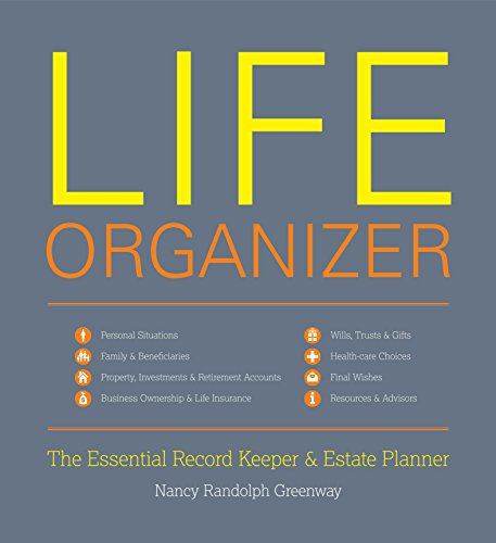 Life Organizer: The Essential Re...