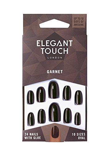 Elegant Touch Garnet, Aparato eléctrico y accesorio para manicura y pedicura - 1 unidad