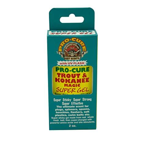 Pro-Cure Trout & Kokanee Magic Super Gel, 2 Ounce