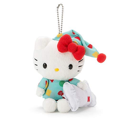 ハローキティ×クレヨンしんちゃん マスコットホルダー キティ(パジャマ)