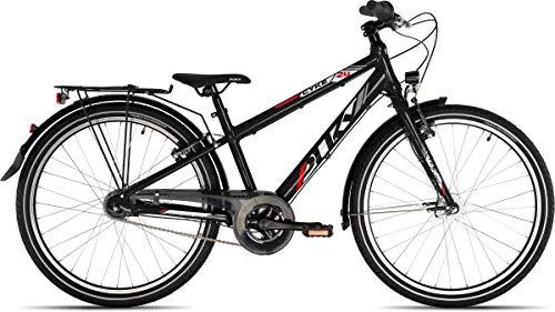 Puky Cyke 24-3 Alu Light Kinder Fahrrad schwarz