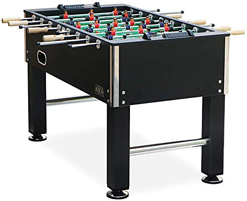 KICK Triumph 55″ in Black Foosball Table
