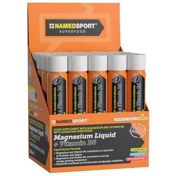 Named Sport Magnesium Liquido +Vitamina B6 Box 20fiale da 25ml