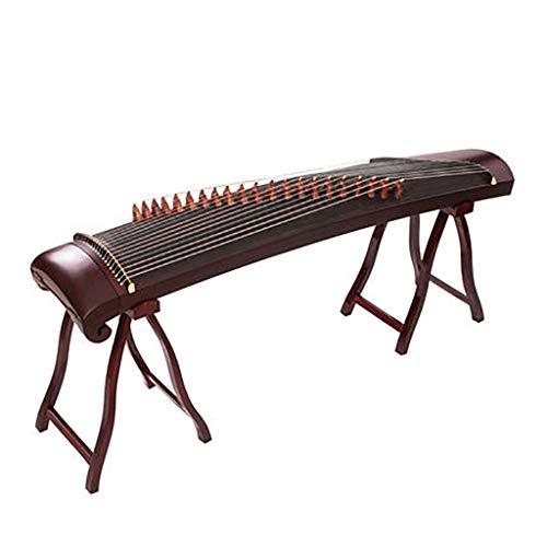 N /A Guzheng, mit einem kompletten Satz von Zubehör, chinesischem Musikinstrument, Größe: 163cm, 64inchs, Geeignet for Anfänger, Profis, Einleitende Praxis,