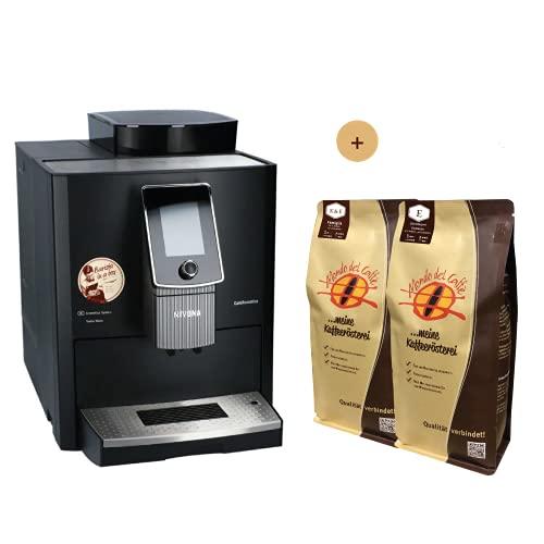 Nivona Kaffeevollautomat 1030 Bundle inkl. 2x 1 kg Spitzenkaffee-/ Espresso ganze Bohne von der Kaffeerösterei Mondo del Caffè