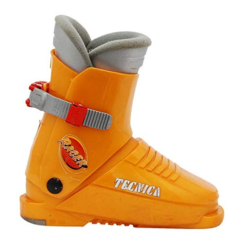 Moon Boot Junior Tecnica Racer orange Skischuh
