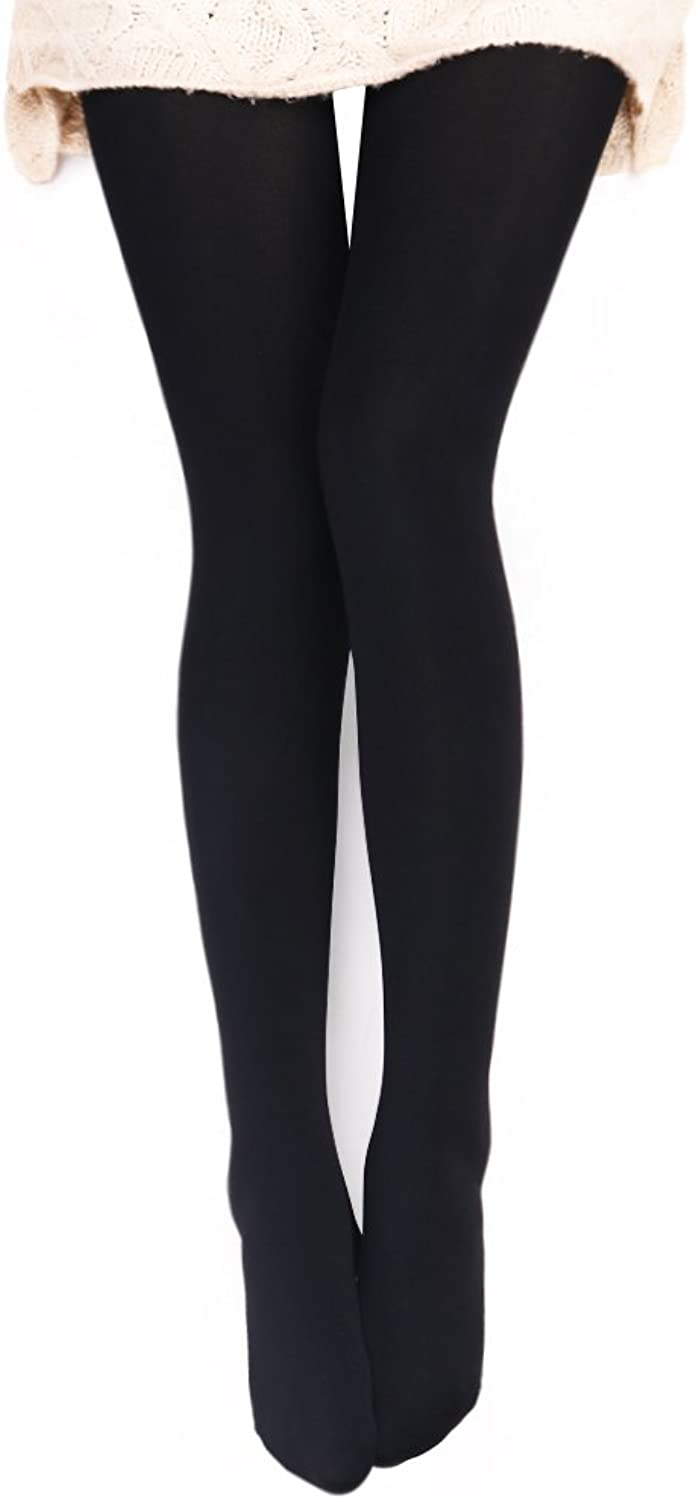 VERO MONTE Modal & Cotton Opaque Patterned Tights for Women  Knitted Tights