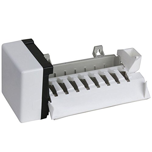 Price comparison product image Compatible Refrigerator Icemaker Assembly for ED5LTAXVL00,  Kenmore / Sears 10656689501,  KitchenAid KSRB25FNSS00,  GD5RHAXNB01 Fridge