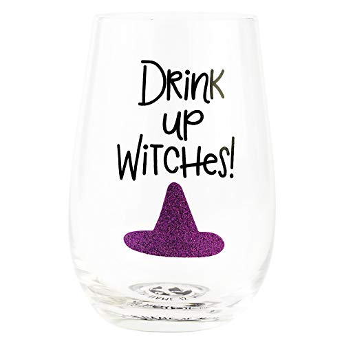 witch wine glass - 9