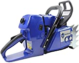 Farmertec 92cc Holzfforma Blue Thunder G660 Gasoline Chain Saw Power Head Without Guide Bar and Chain All Parts are Compatible WT MS660 066 Chainsaw with Normal Handle Bar