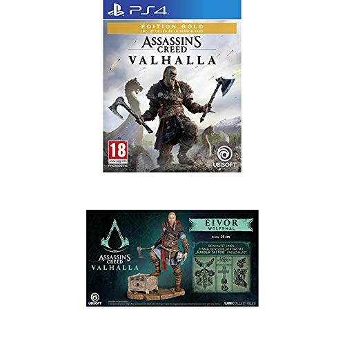 Assassin's Creed Valhalla - Édition Gold - PS4 +...