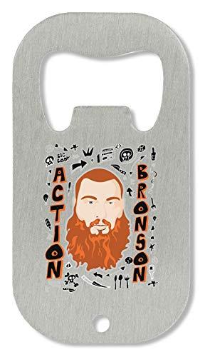 ShutUp Action Bronson Artwork flesopener