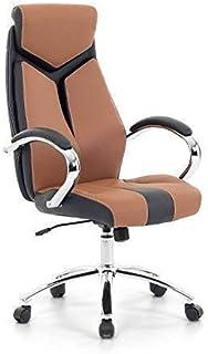 Sillón de oficina silla de oficina de diseño Racing cuero silla giratoria