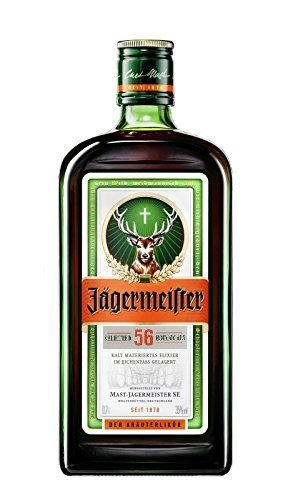 Jägermeister - Licor, Botella 70 cl (35% Vol