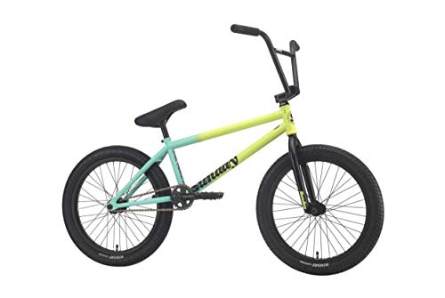 Sunday 2021 Street Sweeper 20 Inch Complete Bike Matte Green Fade LHD