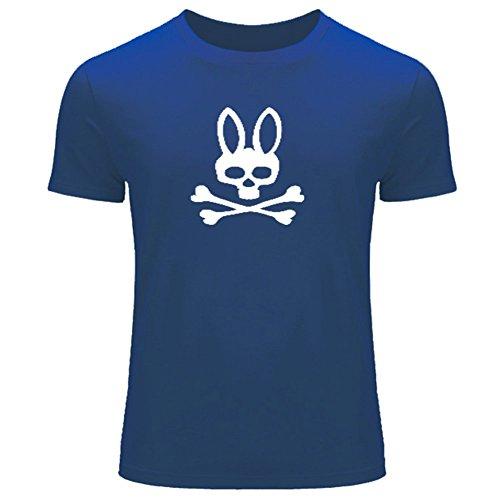 Psycho Bunny 2016 For Men Printed Short Sleeve Tee T-shirt
