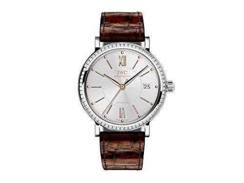 Nuevos IWC Portofino Automático Acero inoxidable automático 37mm reloj iw458103