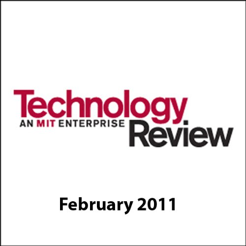 Audible Technology Review, February 2011 audiobook cover art