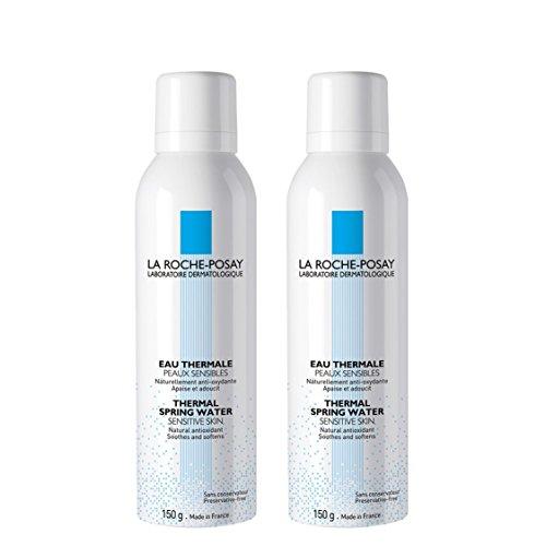 La Roche-Posay(ラロッシュポゼ) 【敏感肌用ミスト状化粧水150gの2本セット】ターマルウォーター 150g+150g