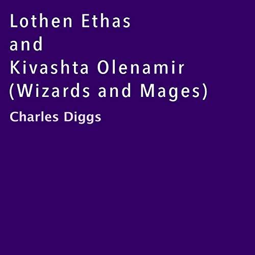 Lothen Ethas and Kivashta Olenamir cover art
