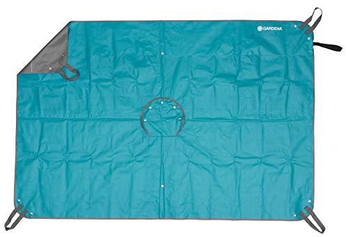 Gardena city gardening Pflanzmatte L: Arbeitsunterlage für Pflanzarbeiten/Umtopfarbeiten, wasserabweisendes Textilgewebe, 120 x 180 cm (507-20)
