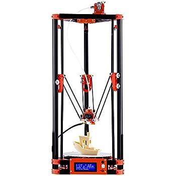Delta Kossel DIY 3D Printer Durable Build Large Print Volume ...