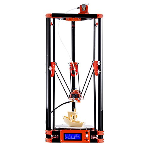 Delta Kossel DIY 3D Printer Durable Build Large Print Volume Offline Priting