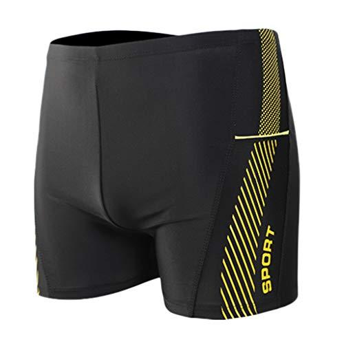 Sale!! Shorts De Baño Básicos para Hombres Boxer Shorts De Baño Cortos Shorts De Surf De Surf