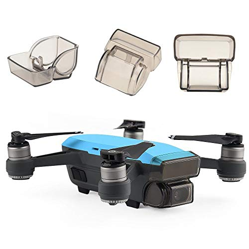 Tampa Protetora Da Lente E Sensor - Drone Dji Spark