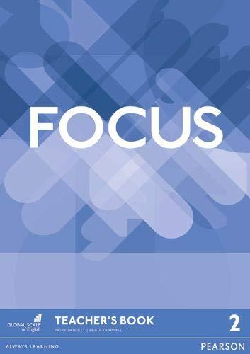Focus BrE 2 Teacher's Book & MultiROM Pack [Lingua inglese]