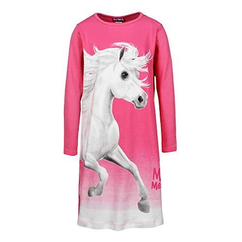 Miss Melody Mädchen Nachthemd, pink, Größe 116, 6 Jahre