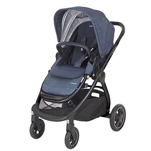 Maxi-Cosi Adorra comfortabele combi kinderwagen Zonder babykuip. nomad blue