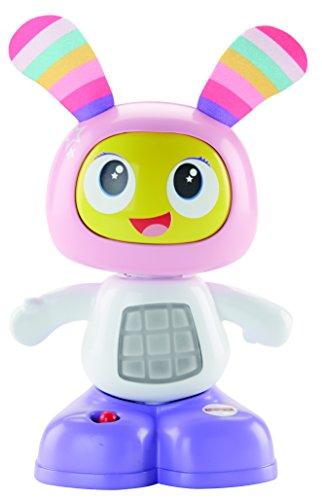 Fisher-Price – Minirobot Robi, 16 x 10 cm (Mattel fff69)