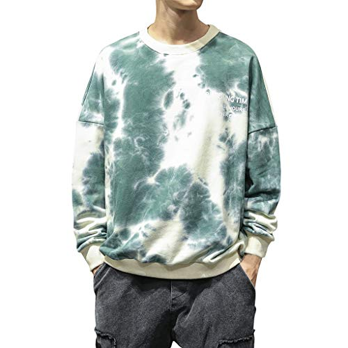 /♥ HebeTop /♥ Womens Basic Long Sleeve Striped T-Shirt Crew Neck Cotton Shirt Sweatshirt