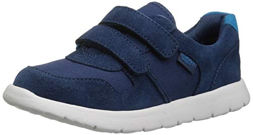 UGG Kids' Tygo Sneaker, Ensign Blue, 7 M US Toddler