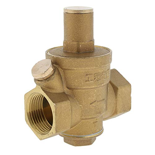 Milageto Regulador De Presión De Agua - 3