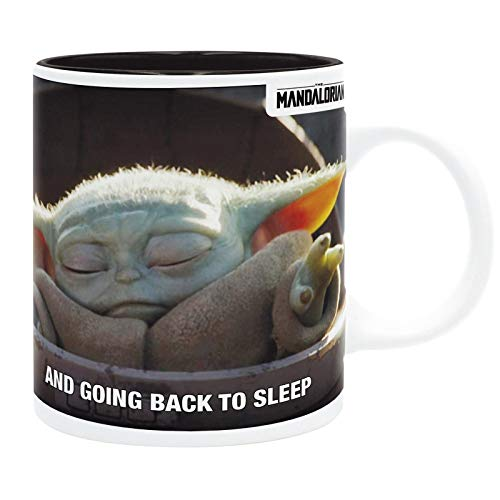 Baby Yoda Meme - Tasse