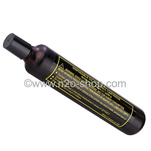 3 x 88g (3.1 oz) CO2 Liss Kapseln Kartuschen für Umarex & Walter CO2-Waffen wie Luftgewehre, Paintball & Gotcha