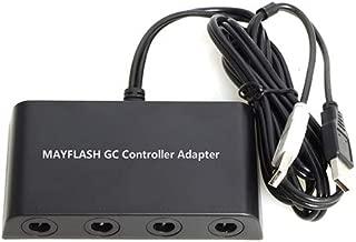 Mayflash GCコントローラー接続タップ (SWITCH WU PC 用) [日本正規品]