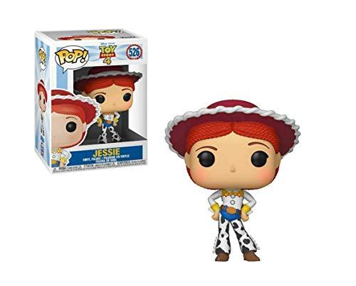 POP! Vinilo: Disney: Toy Story 4: Jessie