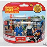 Character Options Postman Pat Special Delivery Service Pat & Ben Taylor 2 Figure Pack